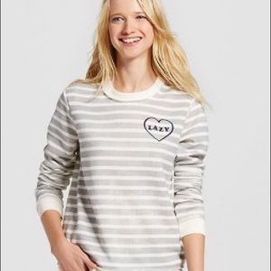 """Lazy"" Sweatshirt 🤍"